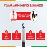 VYAPAAR JAGAT CONVENTION  AWARDS 2021